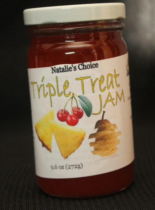 Jams Traditional Country Assorted Fruit Choices