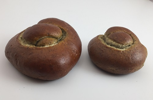 Soft Hemp Pretzel Mini Sliders Hempzel™ 2oz