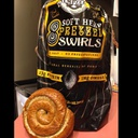Soft Hemp Pretzel Swirls 4oz Hempzels™ 8 per bag