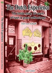 Book - Cannabis and Coffee Shops Soft bound by Schaik