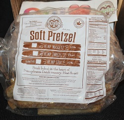 Soft Hemp 4oz Pretzel Twist or Swirls On Sale 25 Packs