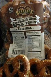 Sourdough Original Hempzels™ Pretzels 8oz Bags
