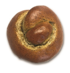 [HMP-352] Soft Hemp Pretzel Rolls by Hempzel™ 4oz HMP-352